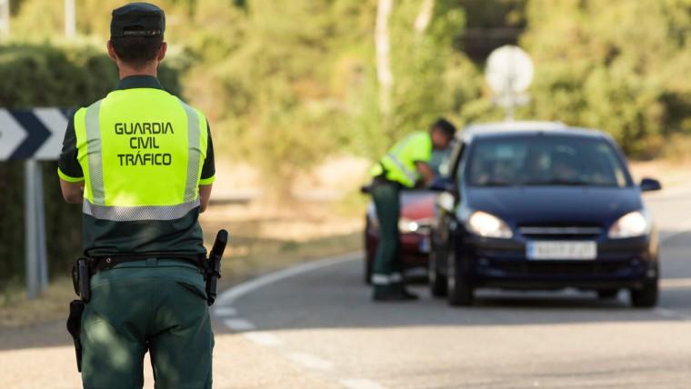 Evitar las multas de la DGT durante el Estado de Alarma