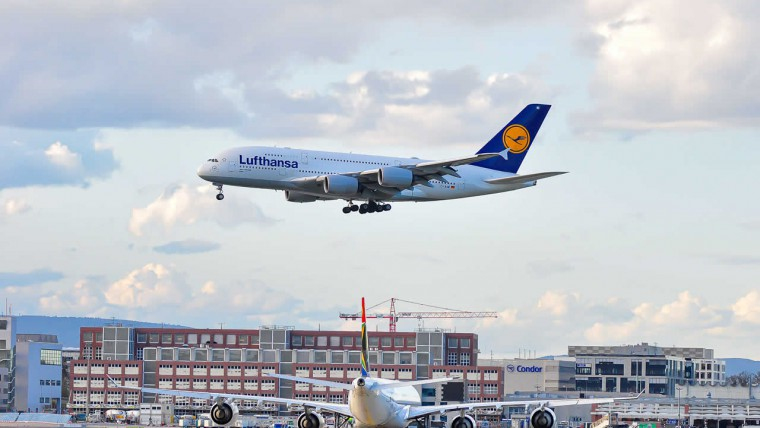 Lufthansa suspende la ruta Santiago – Frankfurt hasta 2021